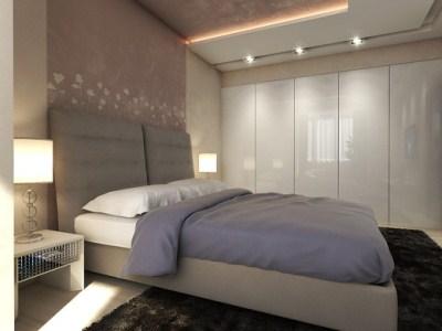 Mobilier Pentru Un Dormitor Shic Minimalist
