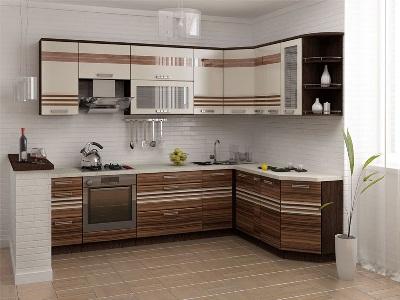 обои для кухни комбинированные дизайн фото