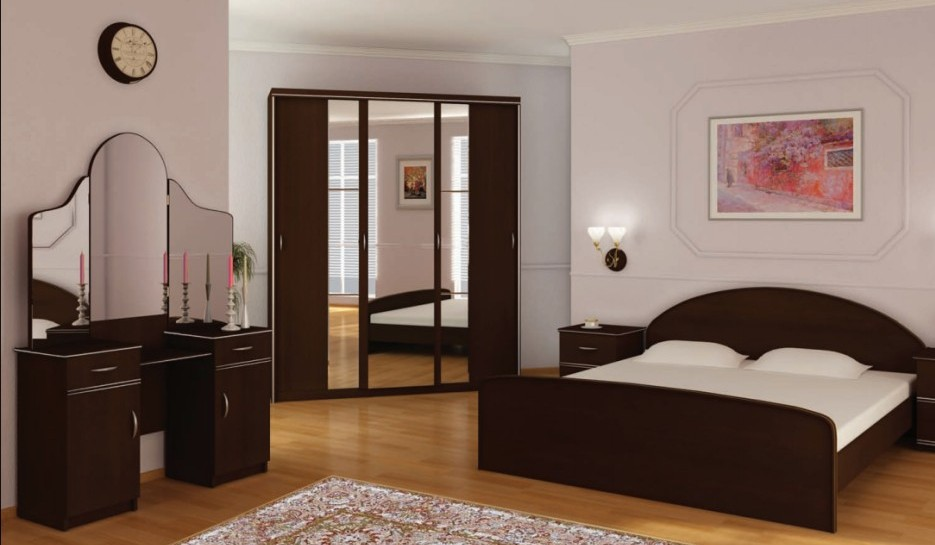 Modele mobila dormitor mic