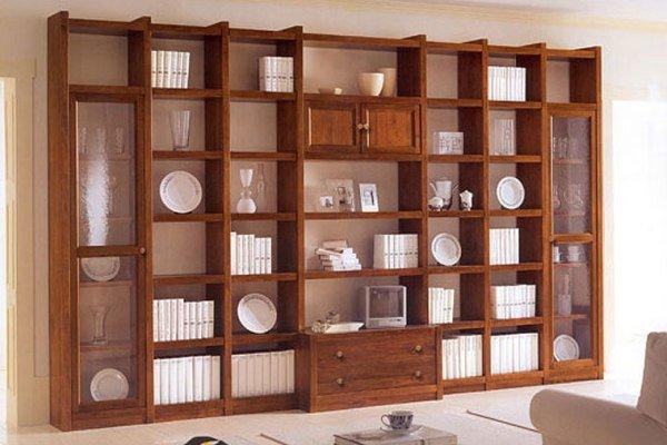 Biblioteca mobila modele