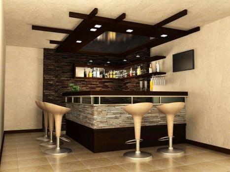 cum po i avea un bar acas. Black Bedroom Furniture Sets. Home Design Ideas